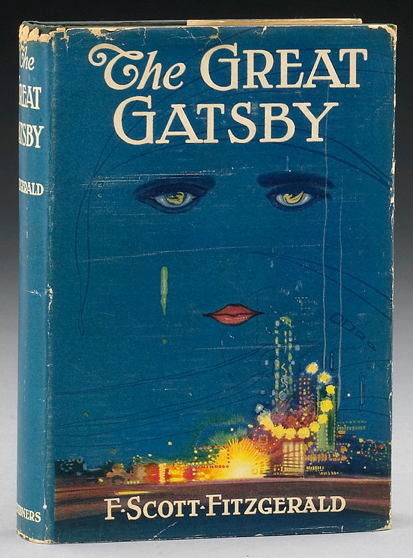 the depiction of the american dream in f scott fitzgeralds novel the great gatsby Free term papers & essays - the american dream as it is portrayed in the great gatsby, s.