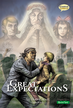 adulthood in the book great expectation by charles dickens Great expectations perhaps dickens' most famous novel, great expectations is a quintessential bildungsroman, chronicling protagonist pip's journey to adulthood and the personal growth he.
